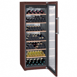 LIEBHERR WKT5552 Freestanding Gran Cru Single Zone Wine Chiller, 192cm